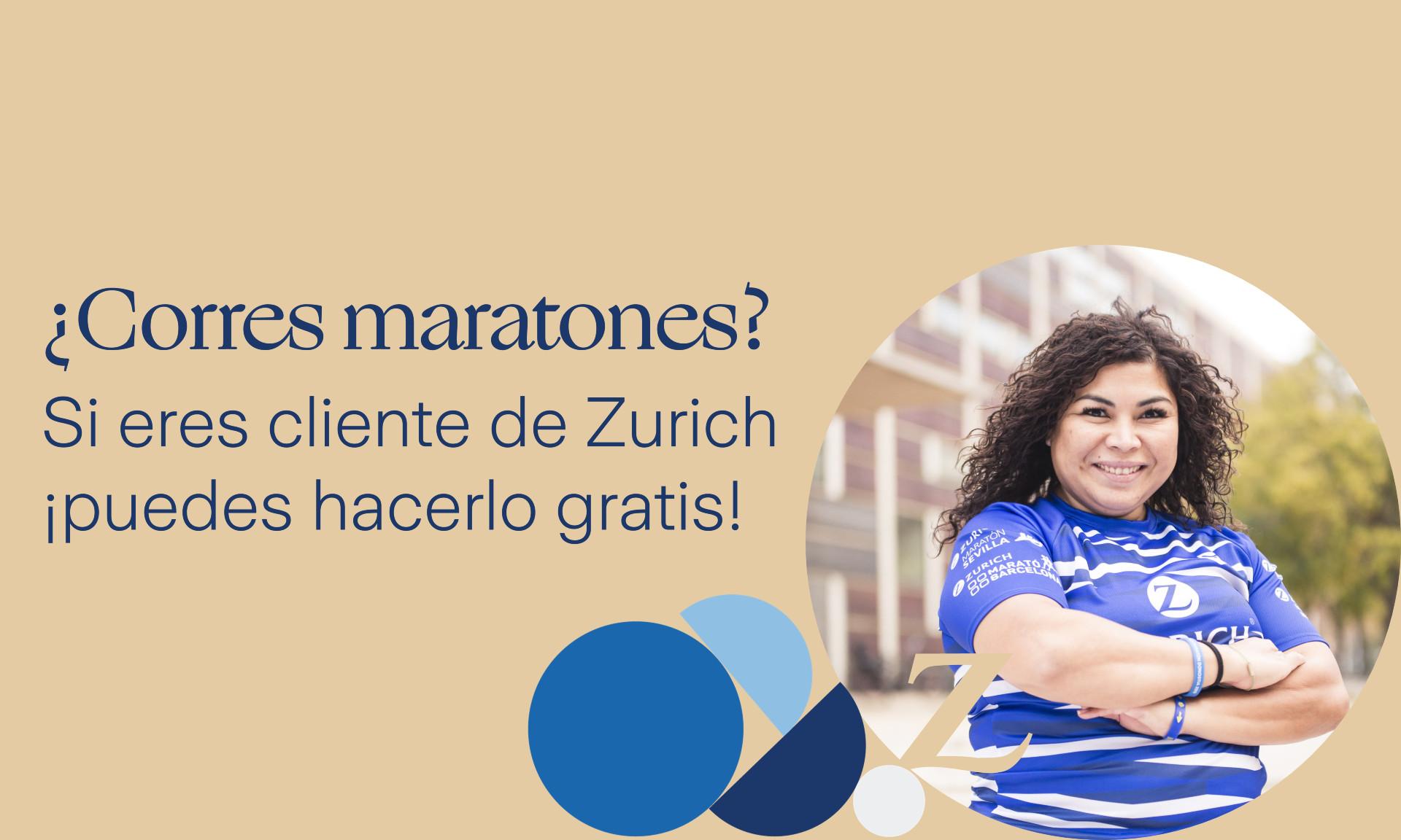 Promoción MARATÓN ZURICH
